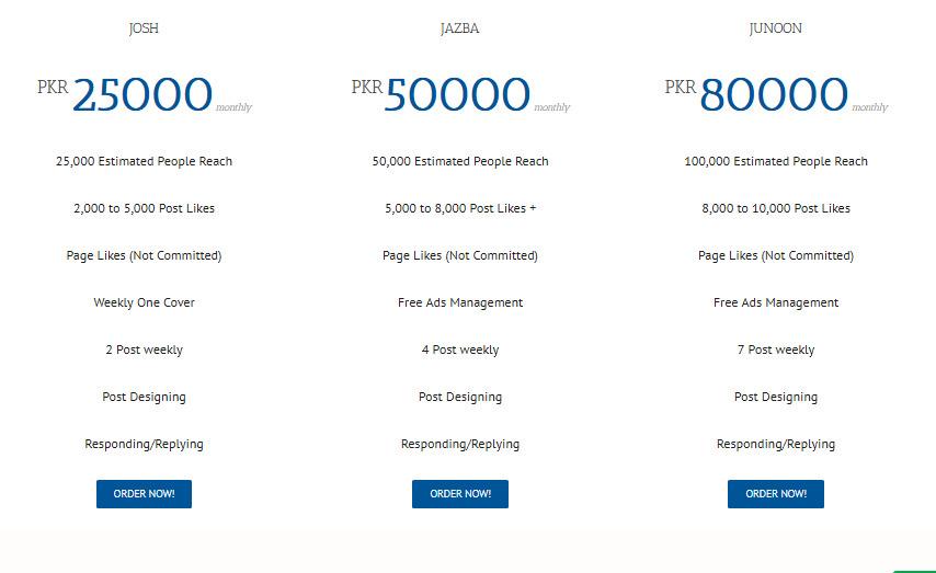 Social Media Marketing | Pakish Web Solutions